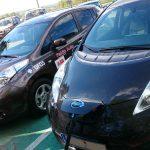 Nissan Leaf 2011 modelis