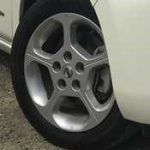 2011 Nissan Alloy wheel
