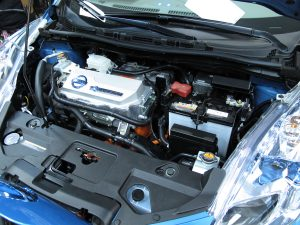2011 Nissan Leaf Engine