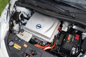 Nissan Leaf kaina