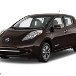 Nissan Leaf 2016 Forged Bronze
