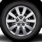 Nissan Leaf 2013 S wheel