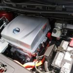 Nissan Leaf 2013 engine