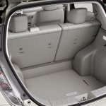 Nissan Leaf 2013 trunk no Bose