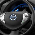 Nissan Leaf 2013 wheel
