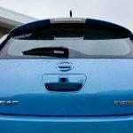 Nissan Leaf 2014 camera