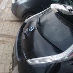 Vieni metai su elektromobiliu Nissan Leaf