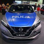 Lenkijos policija užsisakė keletą Nissan Leaf bei e-NV200. Mindaugas Plukys – ar ne laikas…