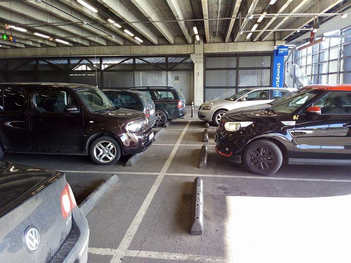 Parkavimas Kaune