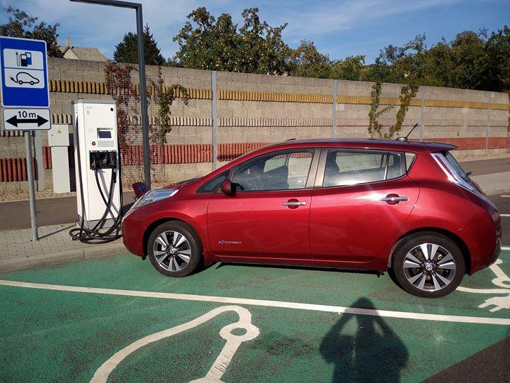 Nissan Leaf pirkimas
