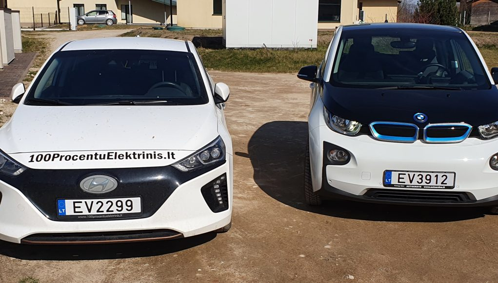 ioniq vs bmw i3